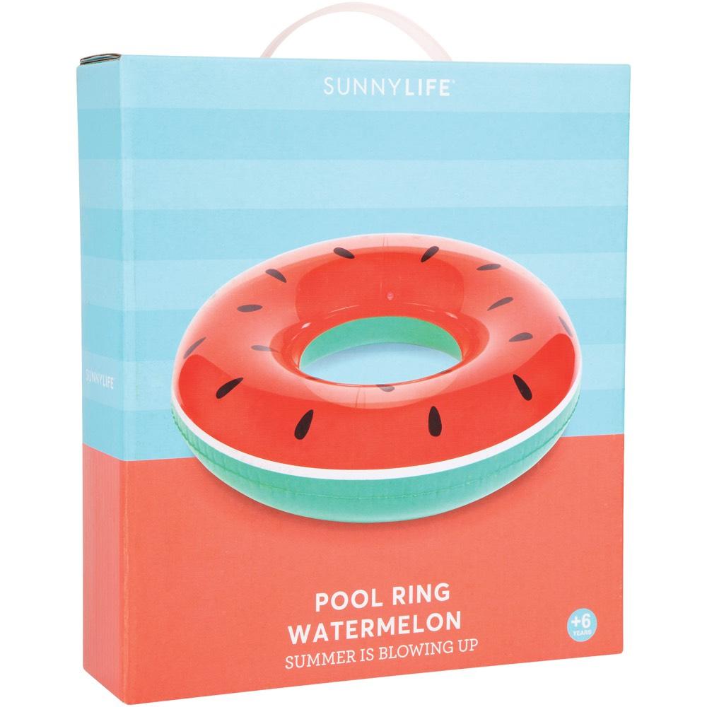 Sunnylife luxe zwemband Watermeloen pack