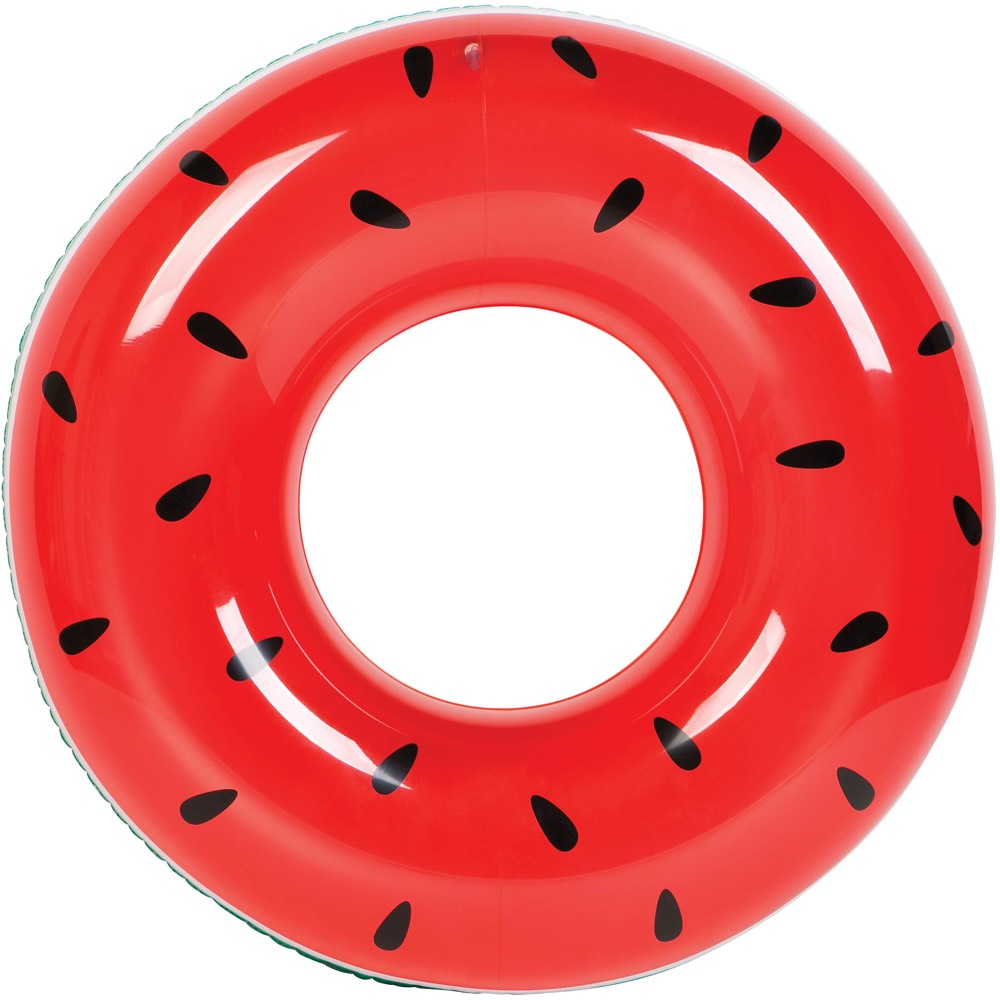 Sunnylife luxe zwemband Watermeloen XL
