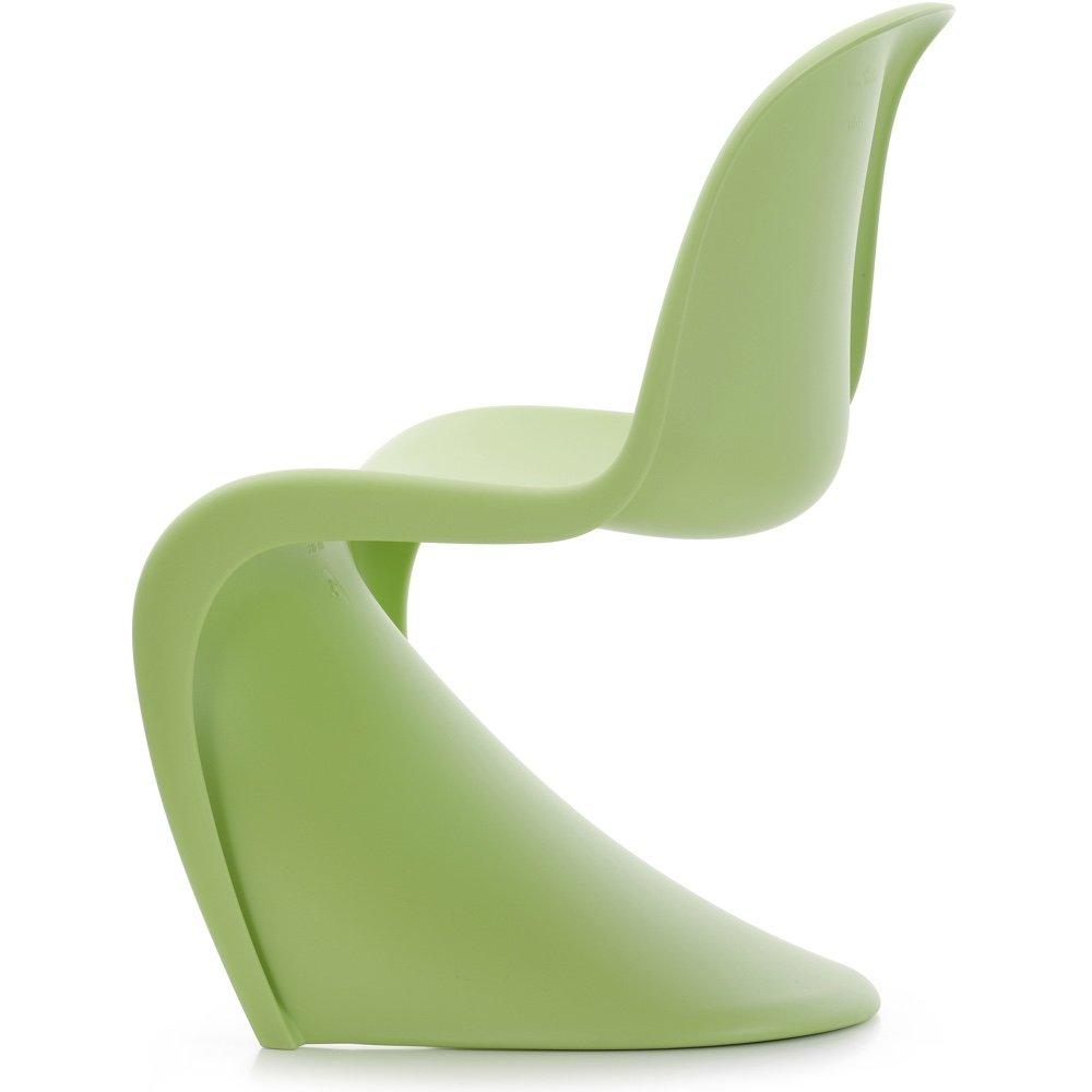 Vitra Panton Junior Chair donker lime