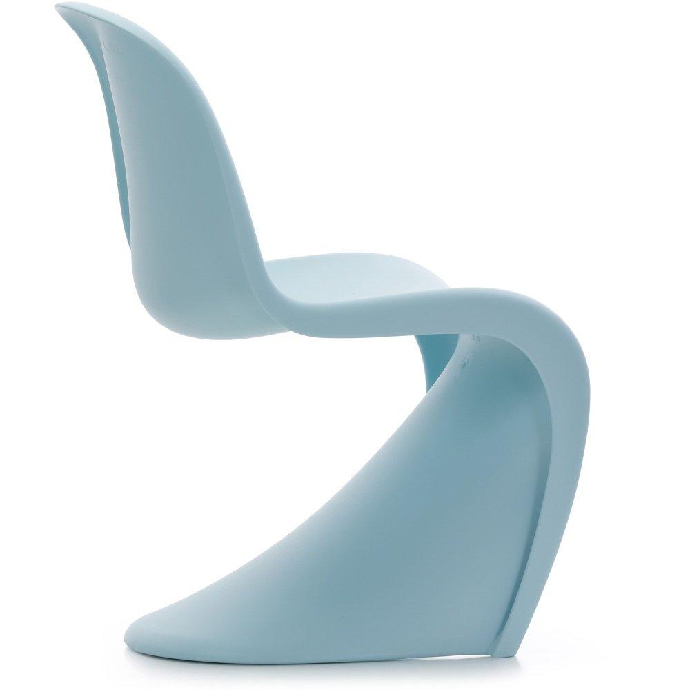 Vitra Panton Junior Chair lichtblauw