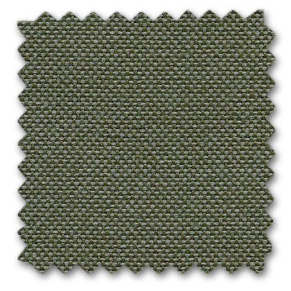 Vitra Seat Dot dubbelzijdig zitkussen Dark-green - Grey