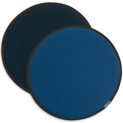 Vitra Seat Dot dubbelzijdig zitkussen Blue - Grey-blue