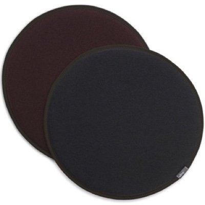 Vitra Seat Dot dubbelzijdig zitkussen Dark-grey - Marron