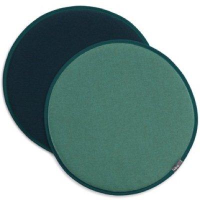 Vitra Seat Dot dubbelzijdig zitkussen Mint - Petrol