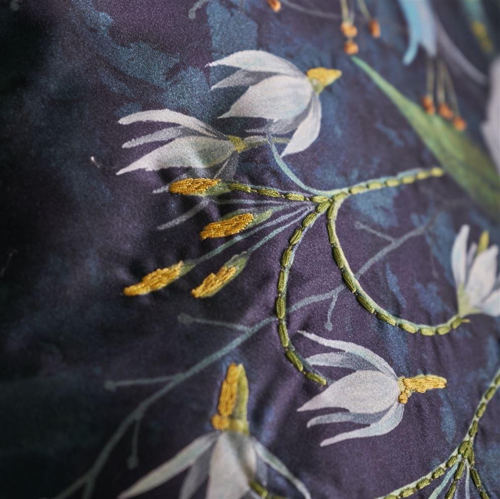 Designers Guild kussen Fritillaria Malachite