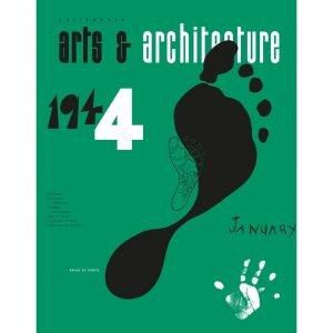 Vitra Eames poster Arts & Architecture Jan 1944