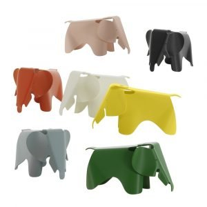 Vitra Eames Elephant Small palm green