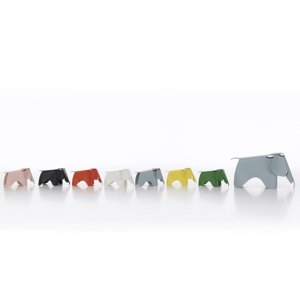 Vitra Eames Elephant Small ice grey