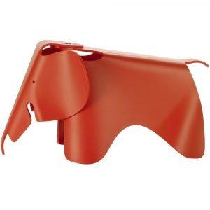 Vitra Eames Elephant Small poppy red