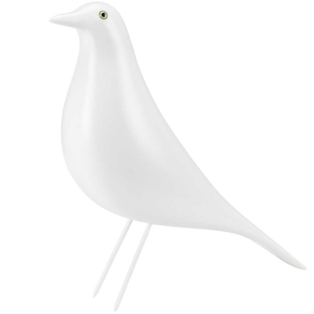 Vitra Eames House Bird wit Limited Edition
