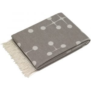 Vitra Eames plaid Dot Pattern taupe