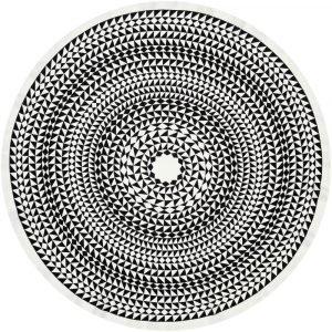 Vitra Girard tafelkleed Geometric black