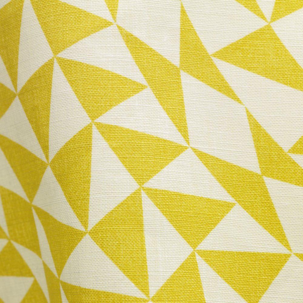 Vitra Girard tafelkleed Geometric mustard