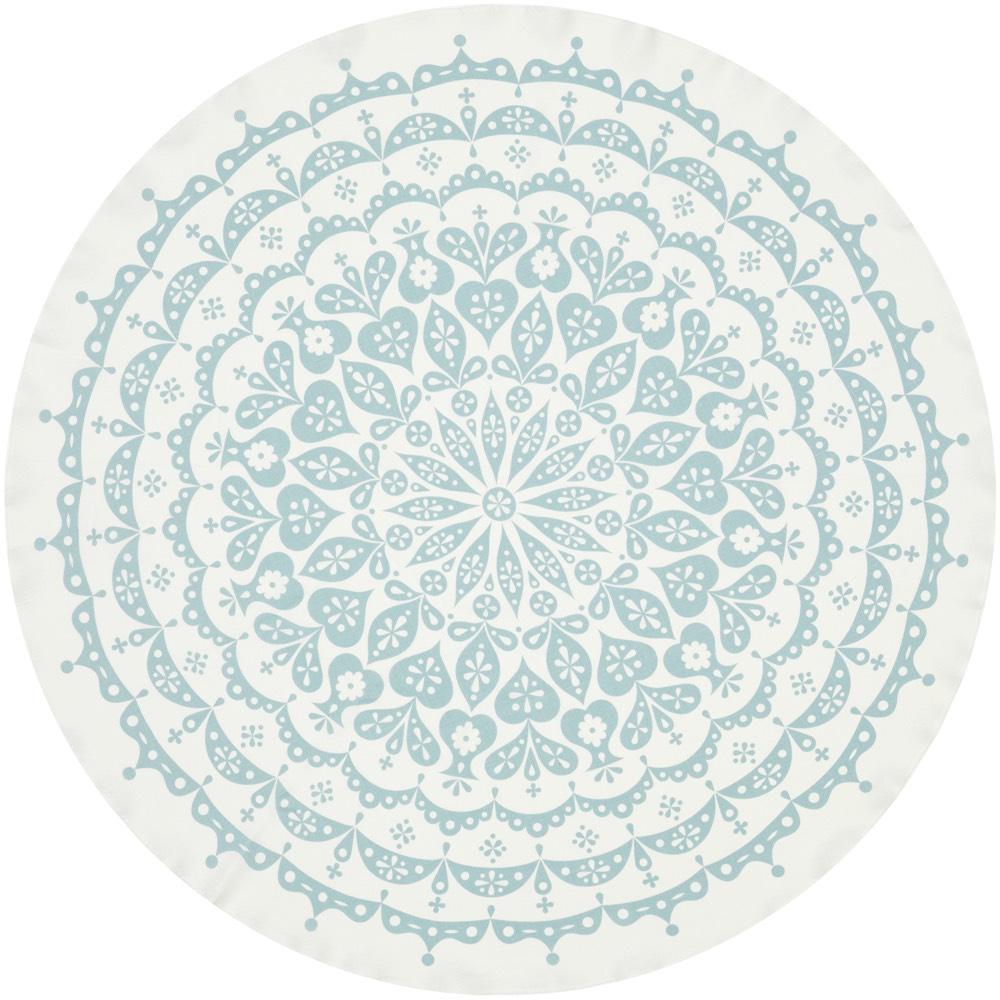 Vitra Girard tafelkleed Lace grey-blue