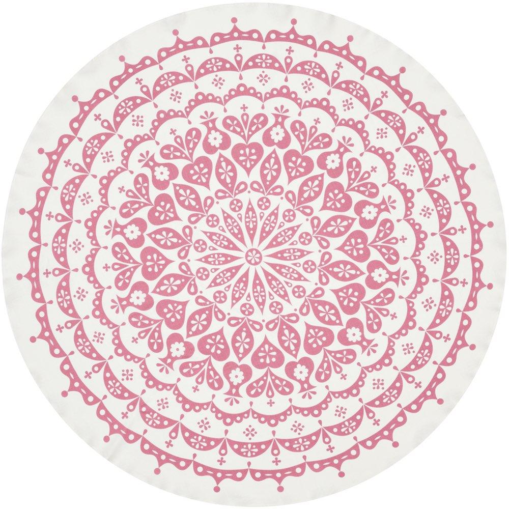 Vitra Girard tafelkleed Lace grey-pink