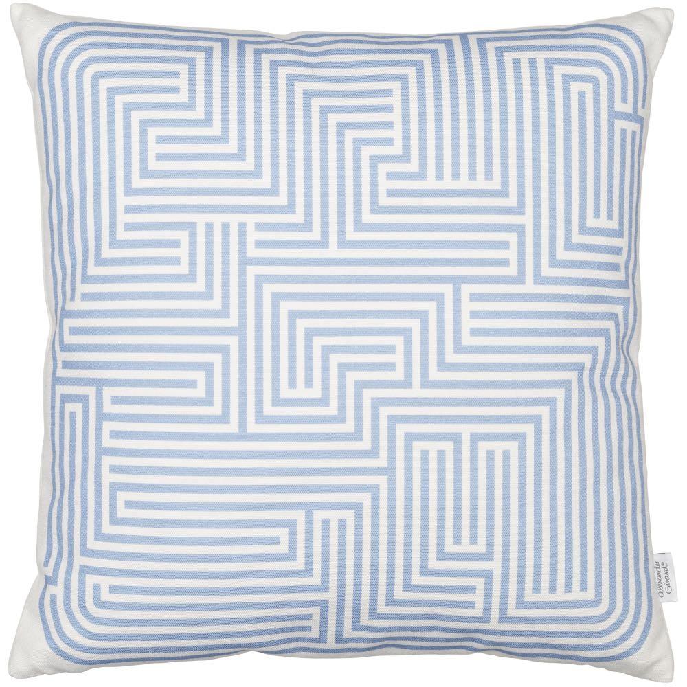 Vitra kussen Maze blauw