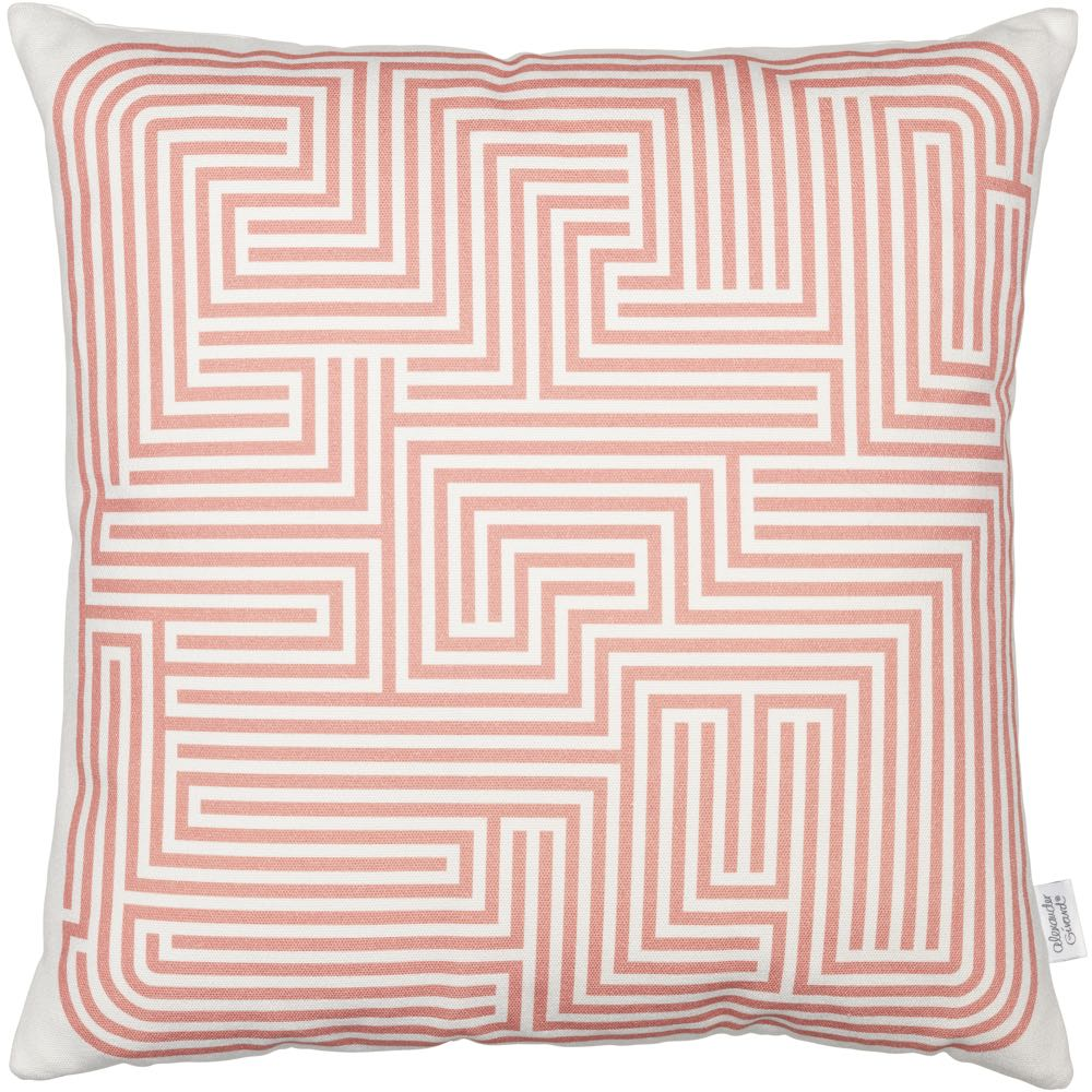 Vitra kussen Maze roze
