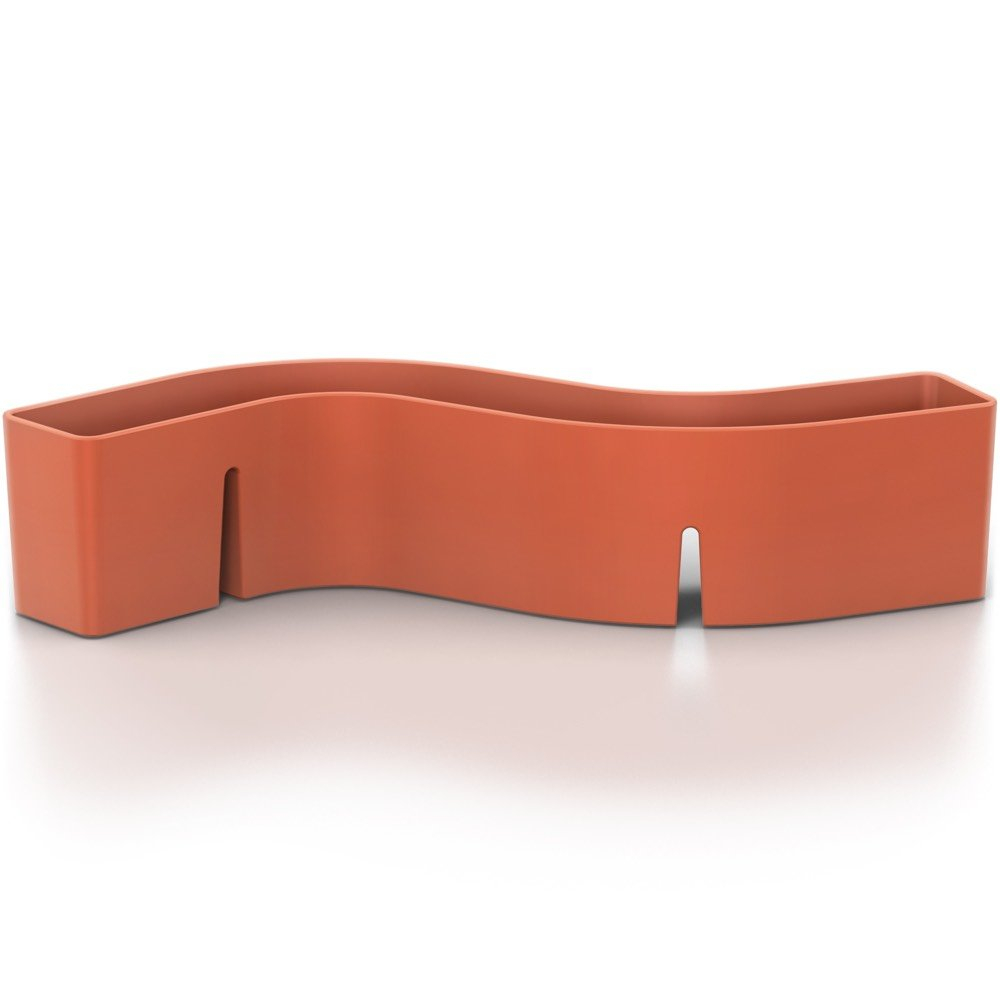 Vitra S-Tidy opberger rood