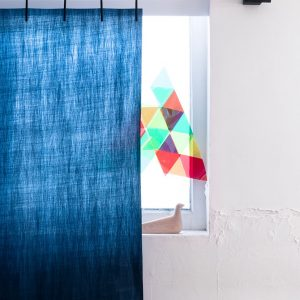 Kvadrat Ready Made Curtain Washi gordijnstof