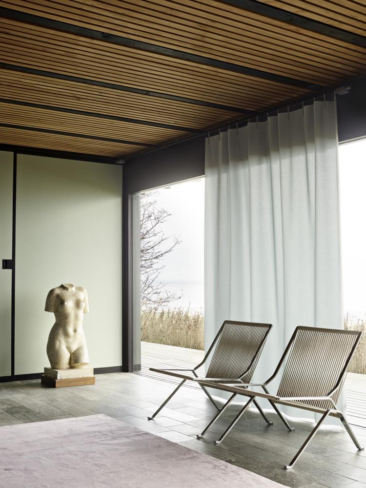 Kvadrat Ready Made Curtain Washi gordijnstof