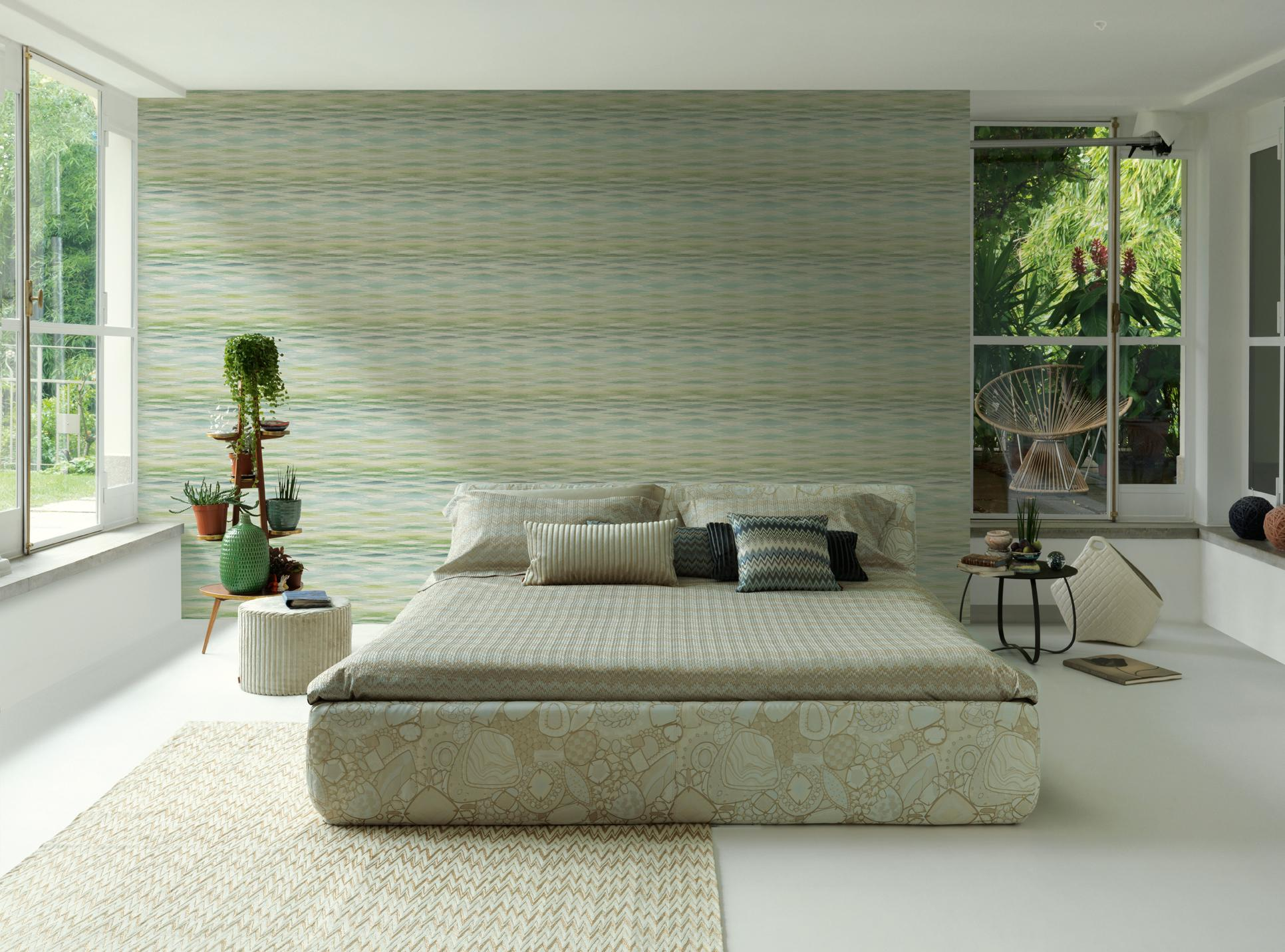 Missoni Home behang Fireworks 10053