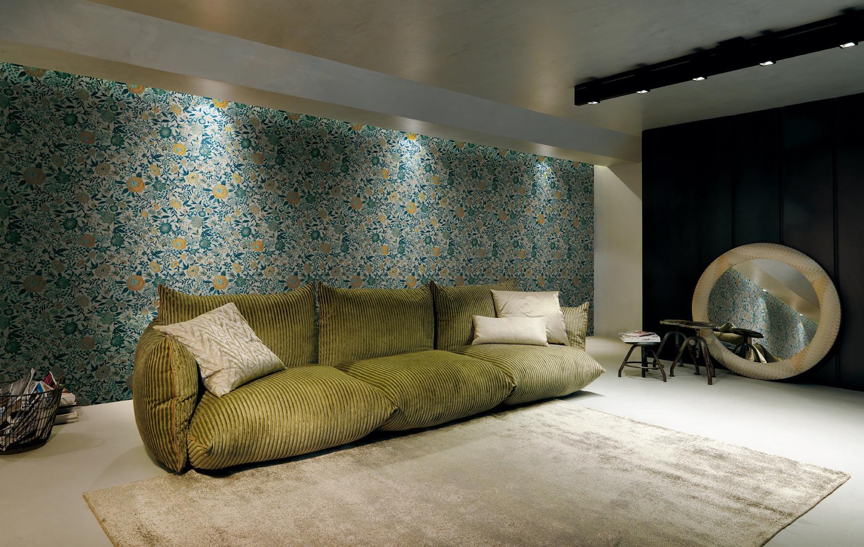 Missoni Home behang Oriental Garden 10012