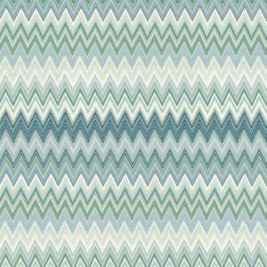 Missoni Home behang Zigzag Multicolore 10063