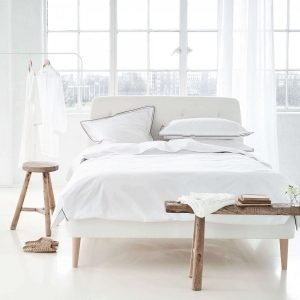 Designers Guild beddengoed Astor Natural