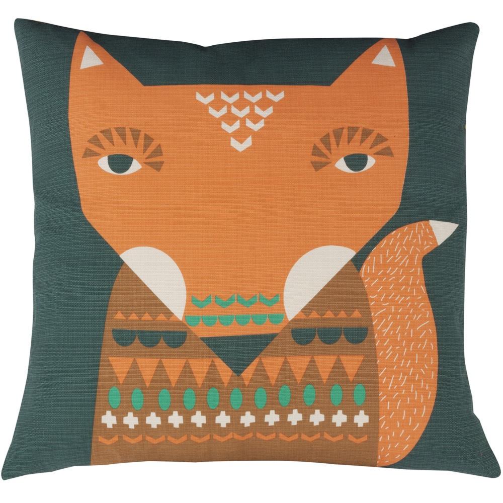 Donna Wilson kussen Fox oranje