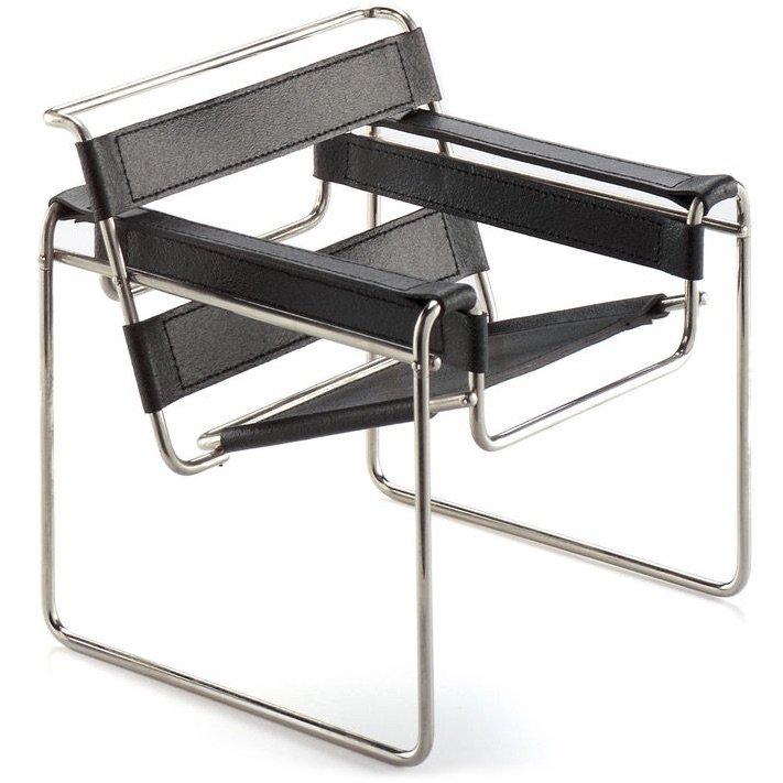 Vitra B3 Wassily stoel miniatuur