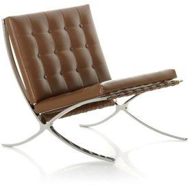 Vitra MR 90 Barcelona stoel miniatuur