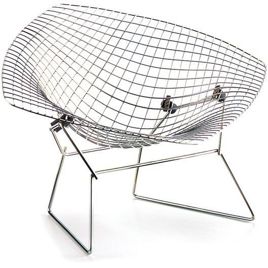 Vitra Diamond Chair miniatuur