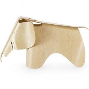 Vitra Plywood Elephant naturel miniatuur