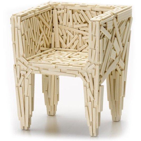 Vitra Favela stoel miniatuur