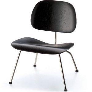 Vitra LCM stoel zwart miniatuur