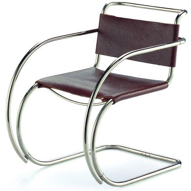 Vitra MR20 stoel miniatuur