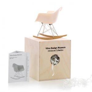 Vitra RAR stoel wit miniatuur