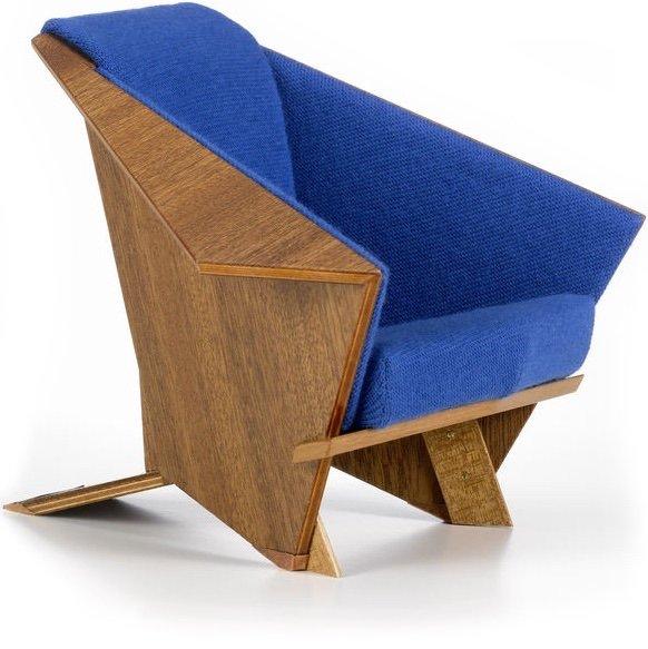 Vitra Taliesin West Chair miniatuur