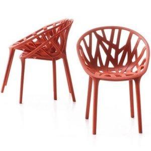 Vitra Vegetal brick stoel miniatuur - set van 3