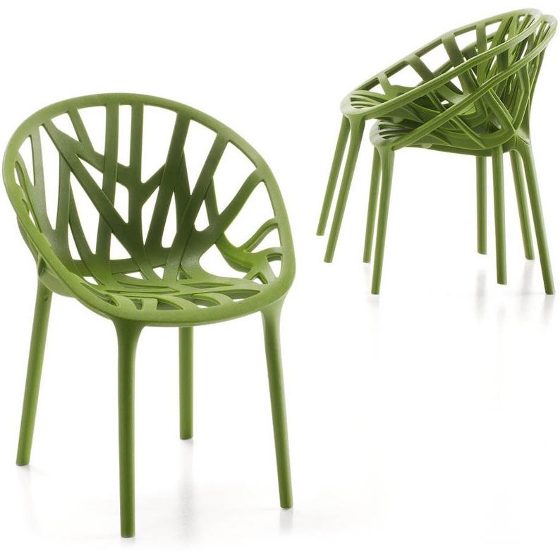 Vitra Vegetal cactus stoel miniatuur - set van 3