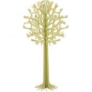 Lovi boom bleek groen