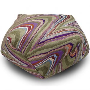 Missoni Home diamant poef Vallauris 164