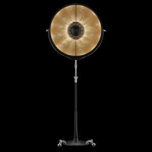 Fortuny Atelier 76 staande lamp bladgoud