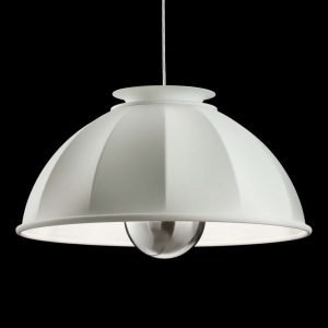 Fortuny Cupola hanglamp wit