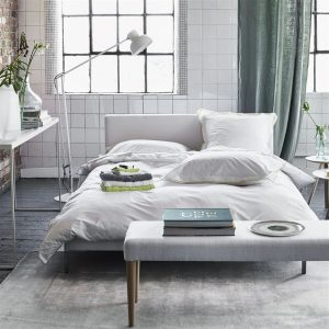 Designers Guild beddengoed Astor Pale Grey-Lime
