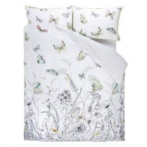 Designers Guild beddengoed Papillons Birch
