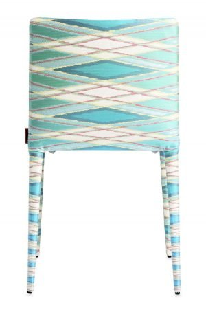 Missoni Home stoel Miss