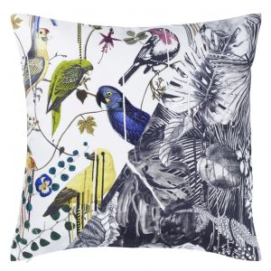 Christian Lacroix kussen Jungle Birds Perce-Neige