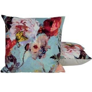 Jean Paul Gaultier Home kussen Charmeuse Bleuet