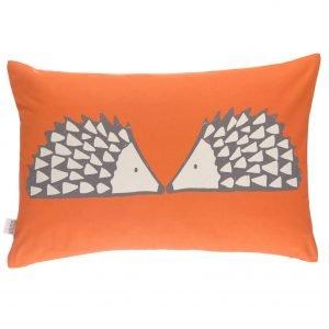 Scion kussen Spike Orange